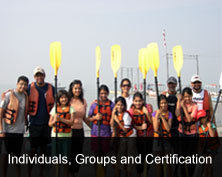 Individuals, Groups and Certifications